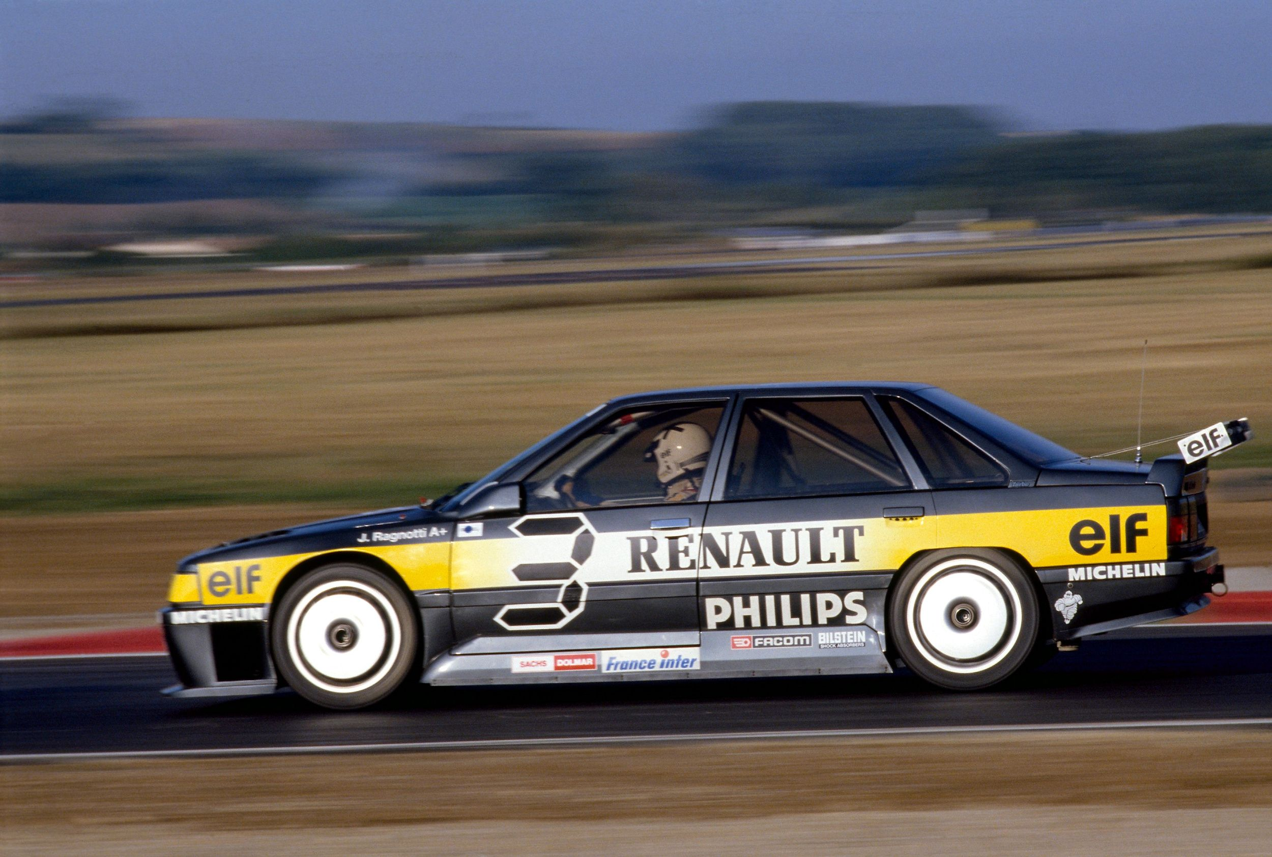 Renault 21 Turbo 4x4 Super Production Race Car | Classic Cars ...