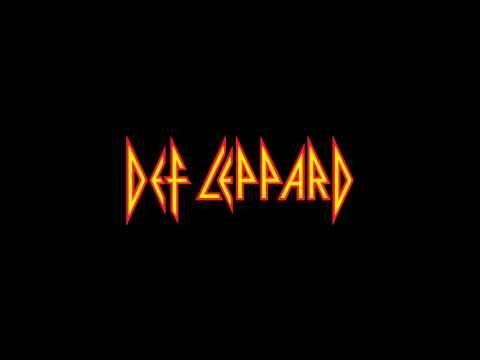 Def Leppard Megamix By Dj Dark Kent Rock Band Logos Metal Band Logos Def Leppard Poster