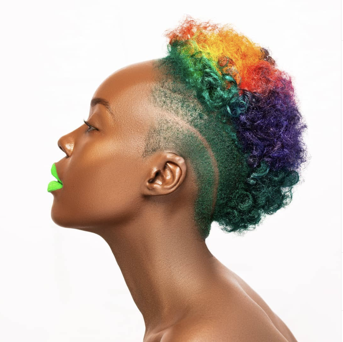The Best Pride Beauty Looks In 2020 Hair Color Natural Hair Styles Hair Patterns