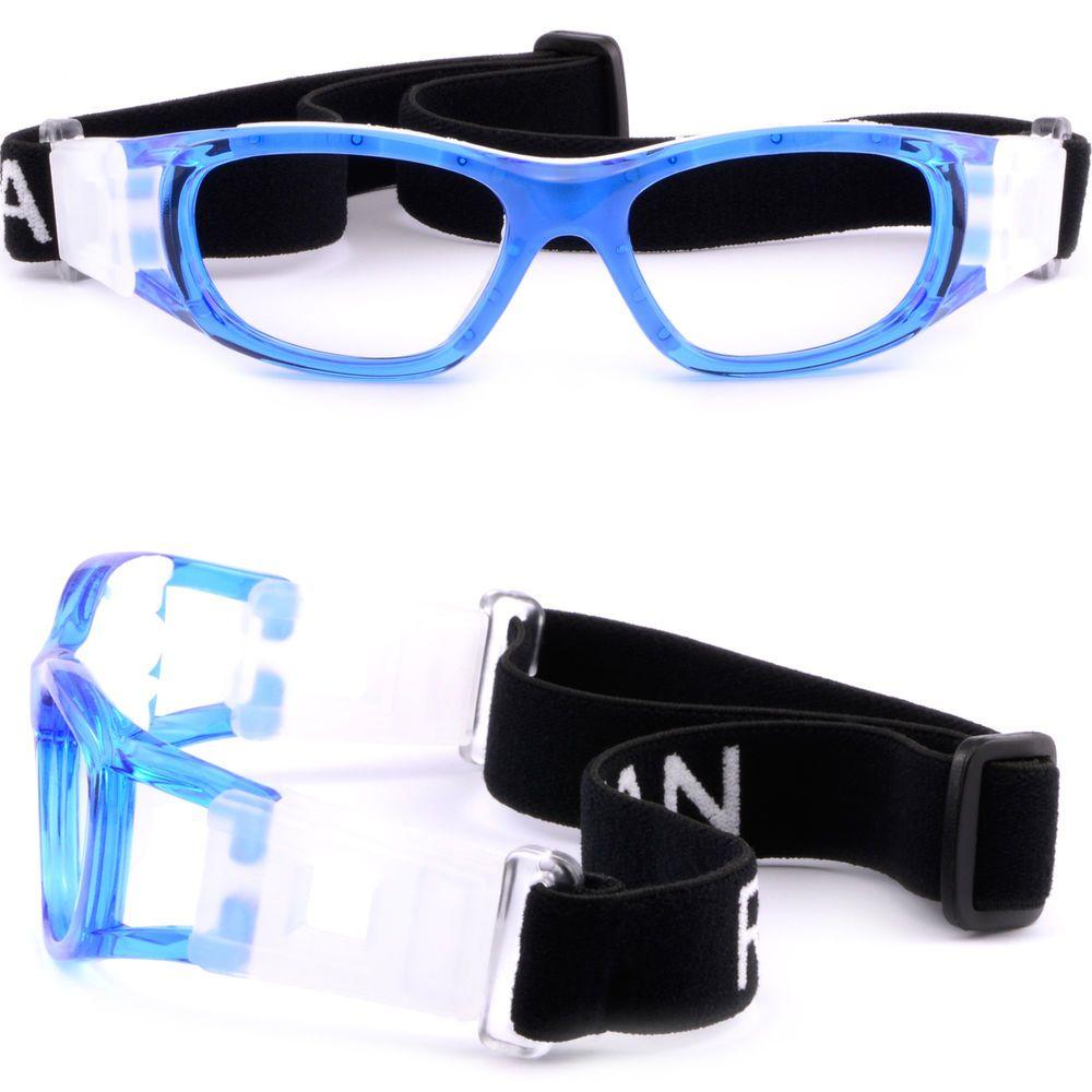Kids Sports Protection Goggles Safe Prescription Glasses