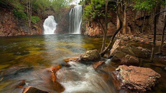 Florence Falls Litchfield National Park Darwin Northern - 10 best sights of litchfield national park