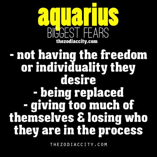 Aquarius Traits