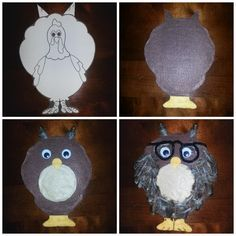 owl turkey disguise #turkeydisguiseprojectideaskid