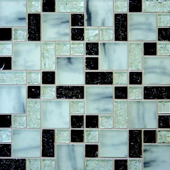 Bedrosians - Glass - Ice Crackle Series