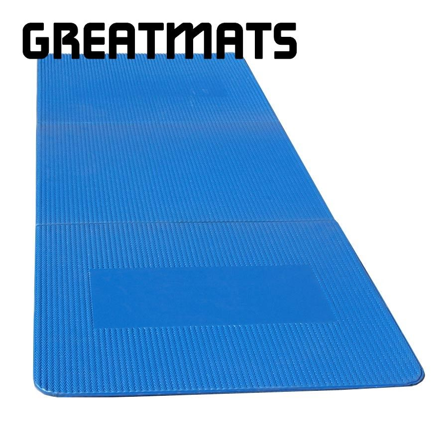 Folding Exercise Mat Personal Portable In 2020 Mat Exercises Exercise Floor Mat Floor Workouts