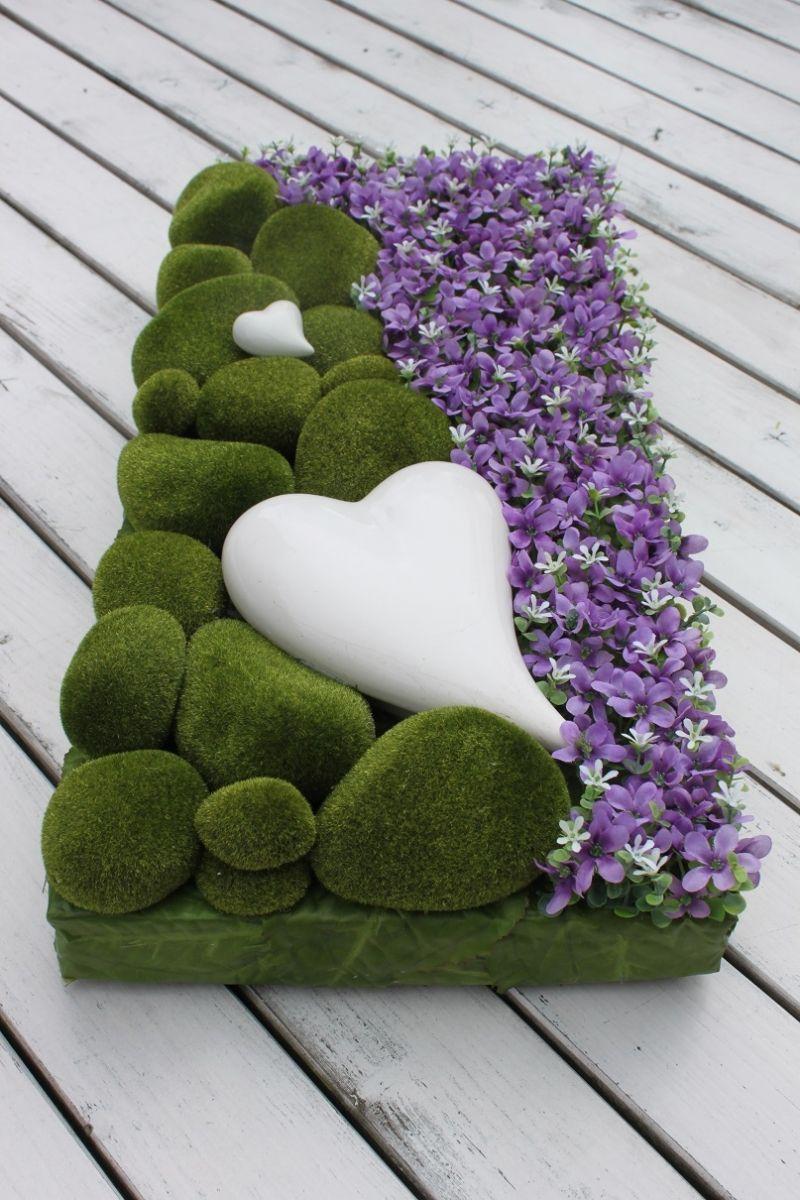 pin von angelika nicolussi auf floristik bestattung. Black Bedroom Furniture Sets. Home Design Ideas
