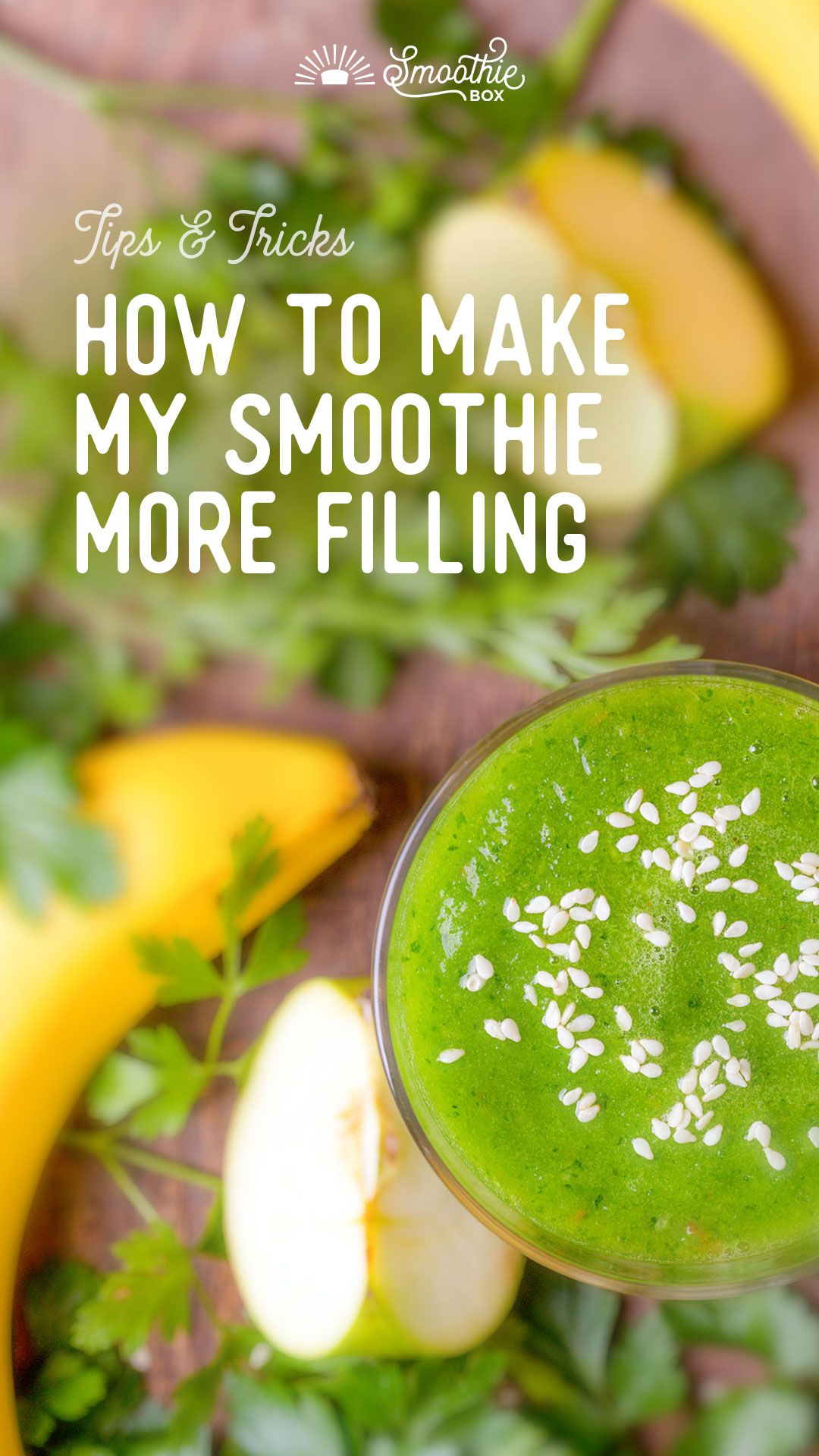 How To Make My Smoothie More Filling Healthy Food Quotes Healthy Smoothies Fruit Vegetable Smoothie
