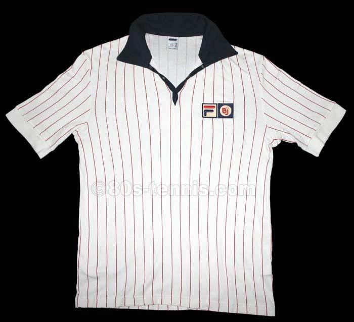 Fila White Line - Björn Borg jersey | SportsStyle | Tennis, Fashion ...