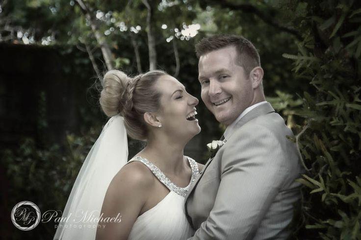 Laughs at Trentham wedding. PaulMichaels wedding photography http://www.paulmichaels.co.nz/weddings/ Wellington, New Zealand