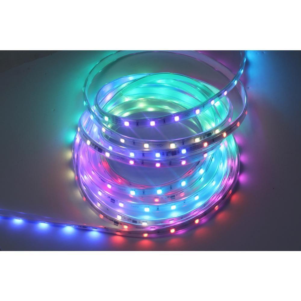 Show Home App 216 Light Led Multi Color Rope Light Led Rope