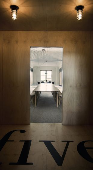 Fiftyfive5 Offices Nsw By Acme Co Design Practice With Images