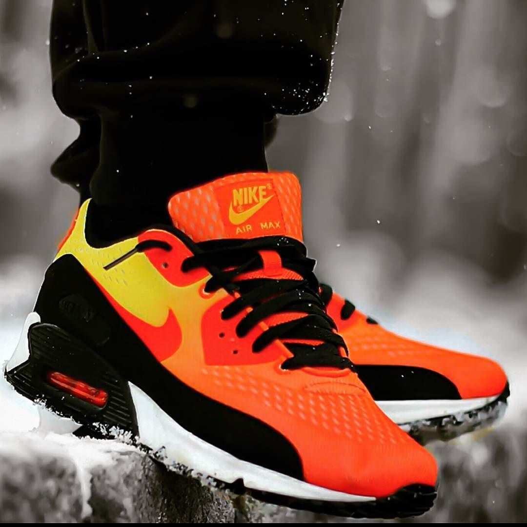 b2195dc02ccb Something a little different for your news feed. Air Max 90 Sunsets!   airmaxalways by djbluiz  SoleInsider