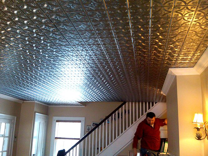 Installation Guides Authentic Metal Ceilings From Tin Ceiling