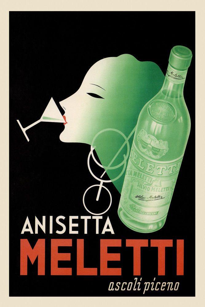 Ascoli Piceno Italia Italy Tourism Travel Vintage Poster Repro FREE S//H in USA