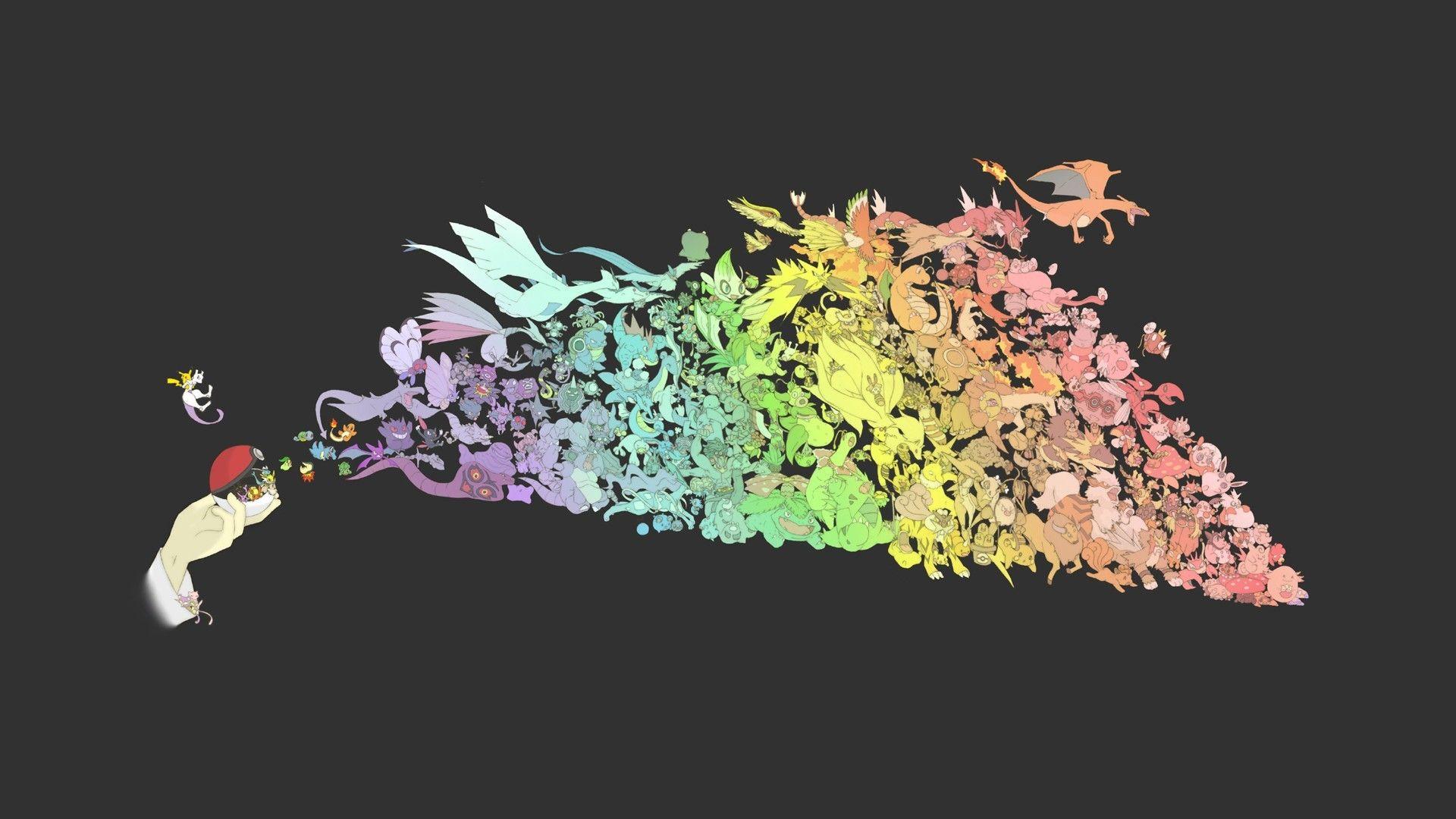 Pokemon Wallpaper Free Large Images Anime Wallpaper Pokemon Backgrounds Cute Pokemon Wallpaper