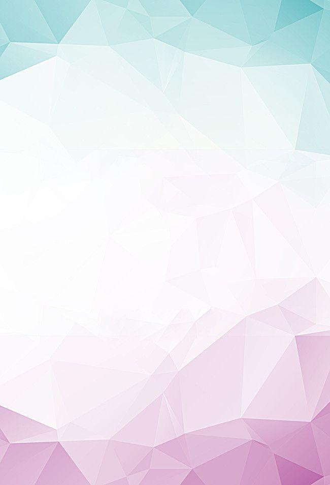 Modern Minimal Triangular Violet Background Contrasting