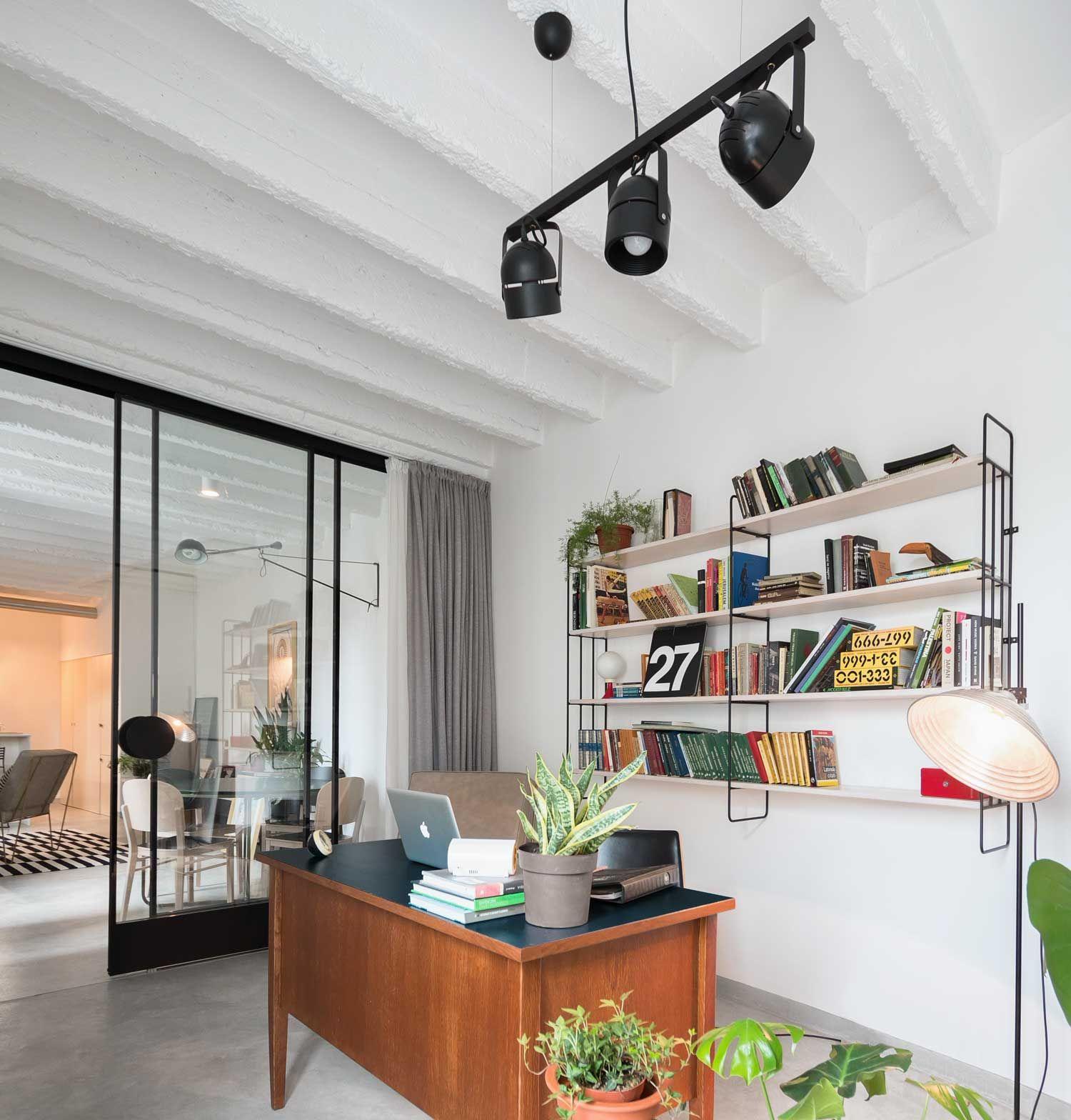 Private Apartment In Belgrade By Studio Autori Apartment Design Stylish Apartment Home Office Design