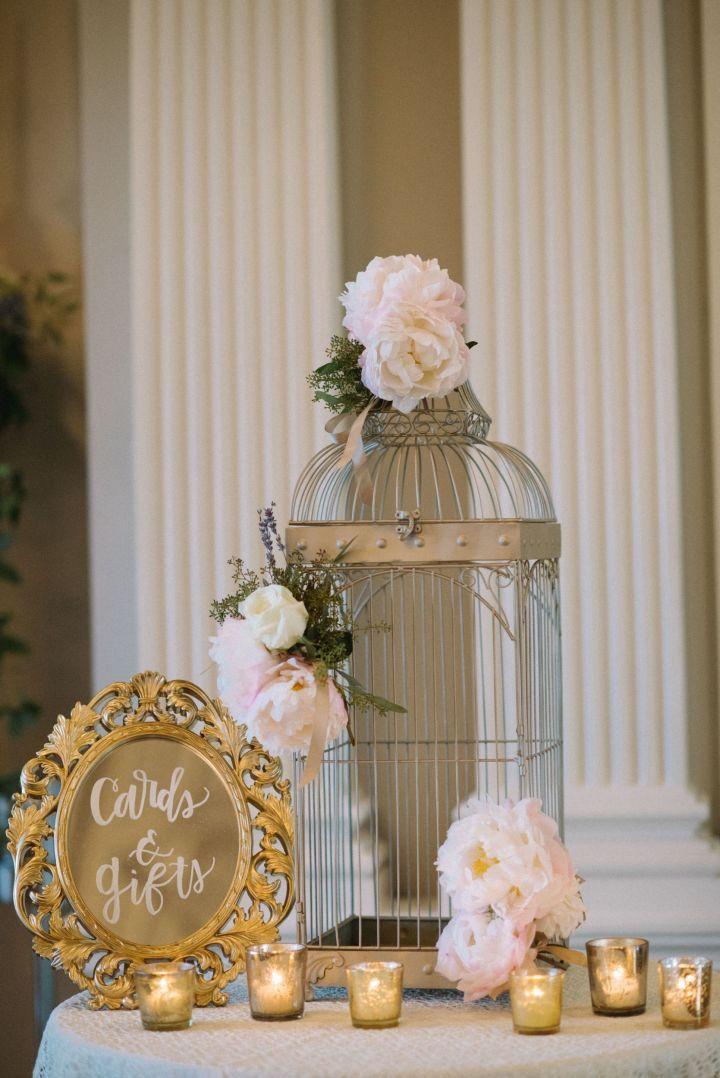 Wedding Card Gift Table Weddingdecor Frenchinspired Frenchweddingtheme