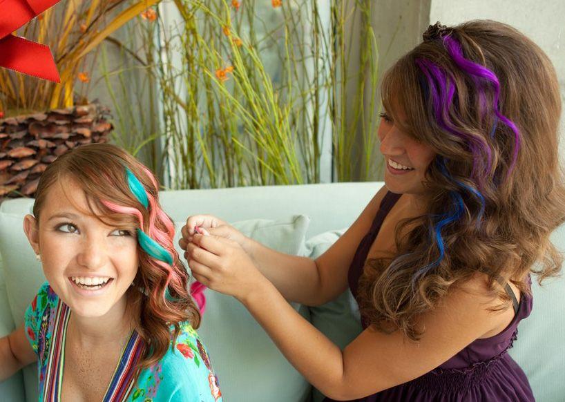 Lovely Hair Spray Color