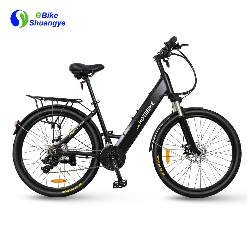 25km H City Electric Bicycle Green Power Ladies Electric Bike Urban Bicycle Electric Bike Kits