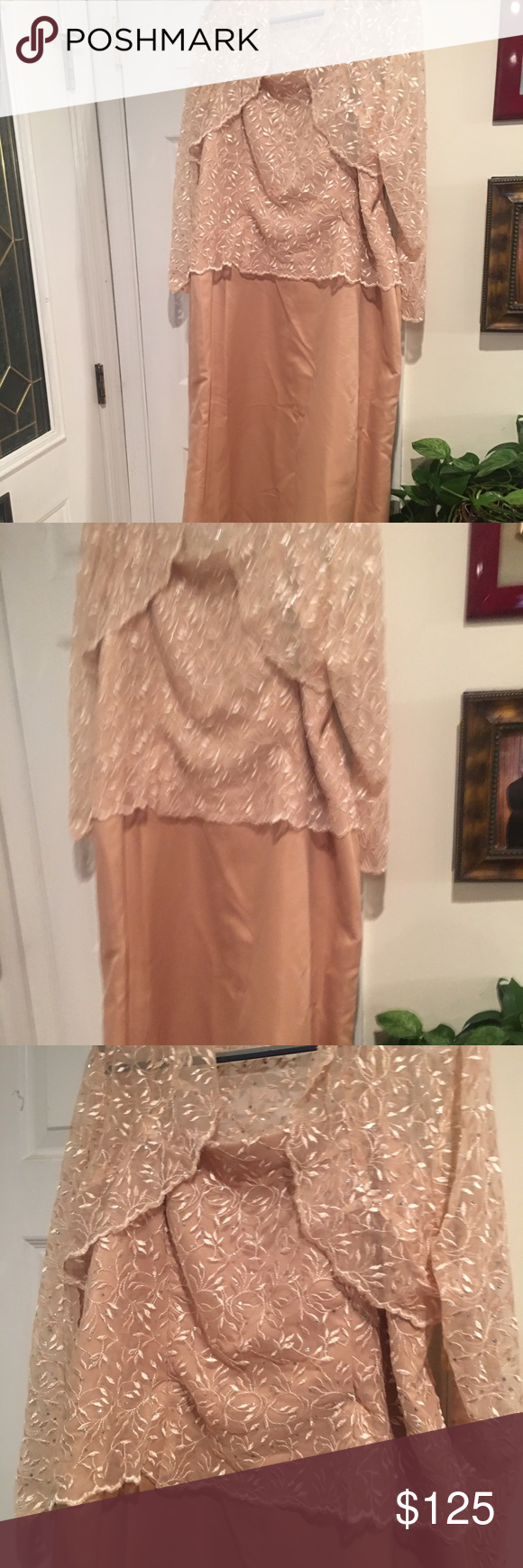 Gold Special Occasion dress (With images) Special