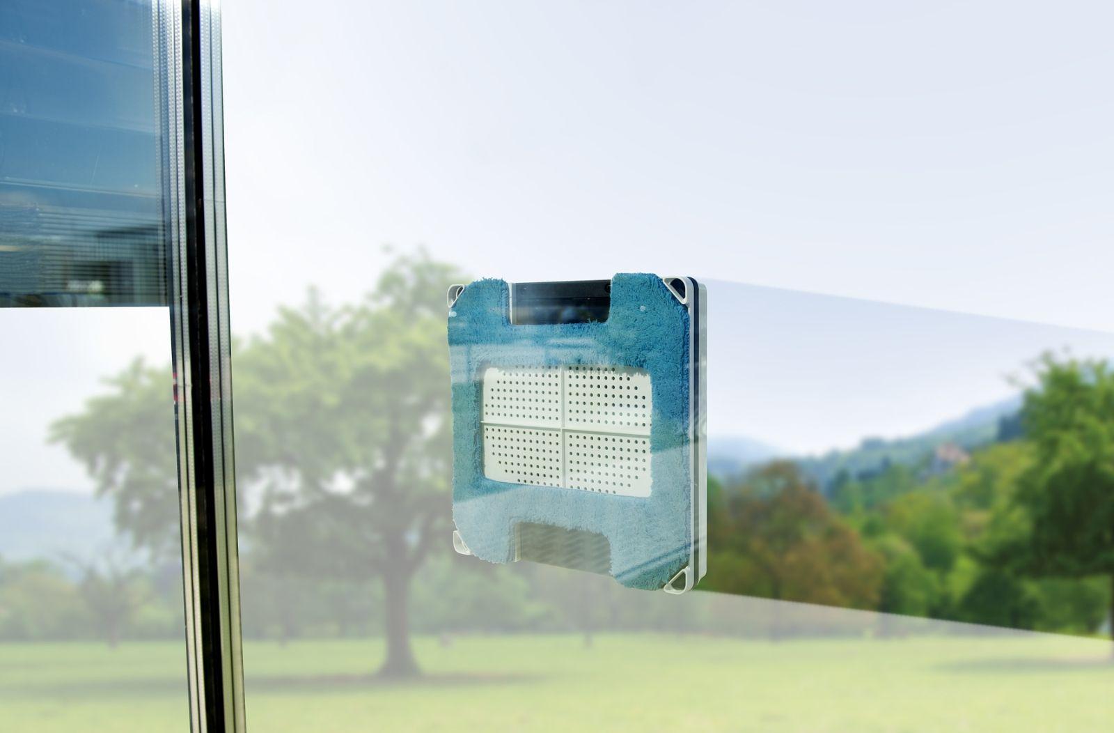 Rahmenlose Fenster selbst rahmenlose fenster sind für den sichler fensterputzroboter pr
