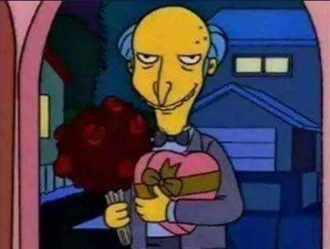 Image result for MR. BURNS MEMES