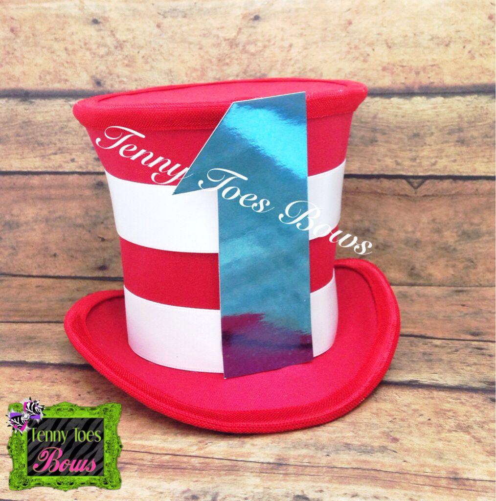 Little Boy Dr Seuss Birthday Hat