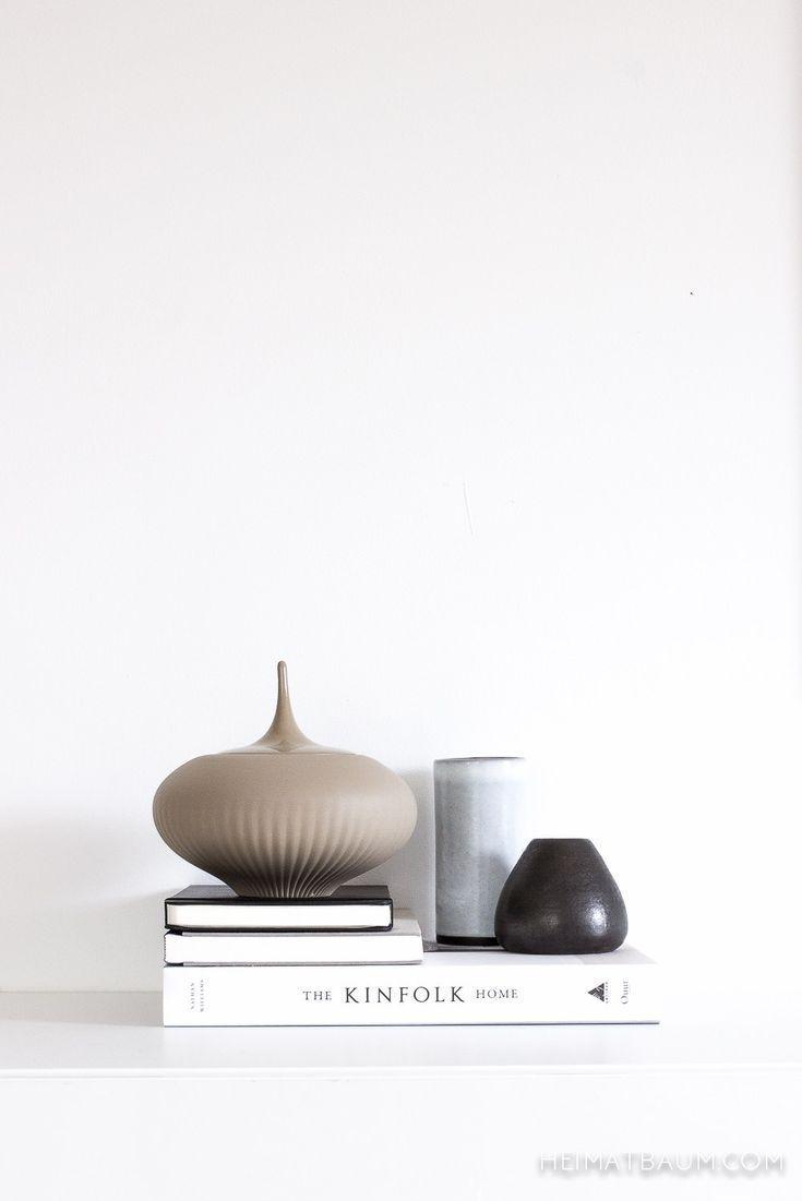 Wohnen mit Holz - HEIMATBAUM vintage ceramiks, kinfolk home