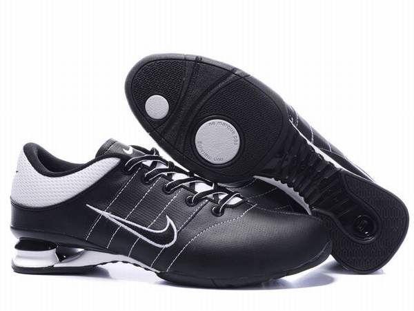Nike Shox Rival HOMME Noir NSR03