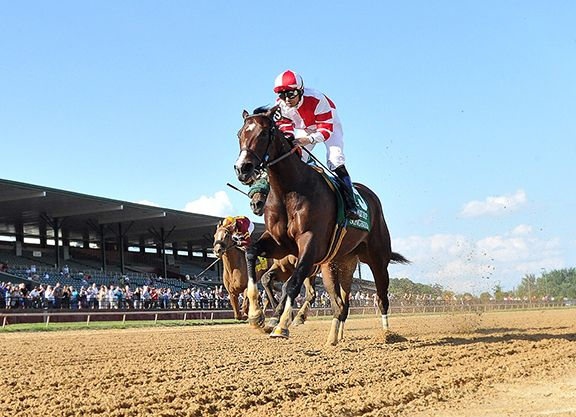 Dual Eclipse winner and