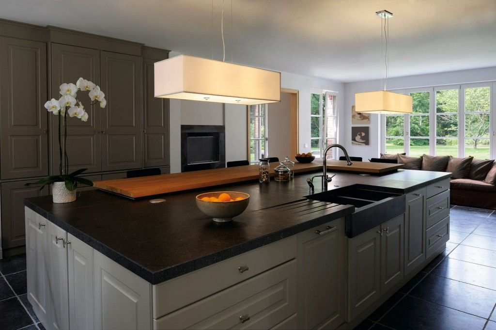 lighting ideas for your modern kitchen remodel advice ...