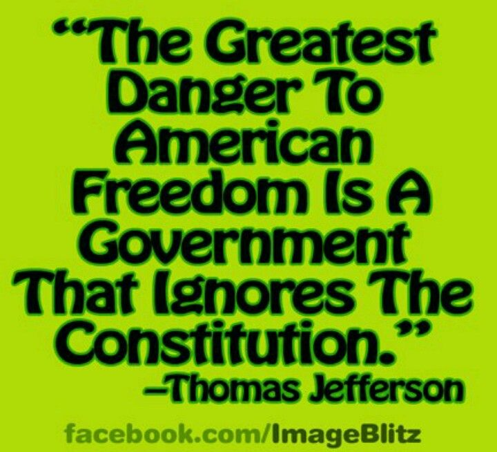Wake up, Americans! They'll continue to chip away at it unless we all pay attention and vigorously fight back.  Remember, WE DO NOT GET OUR RIGHTS FROM THE GOVERNMENT - it cannot, therefore, take them from us. Stand up for yourselves!