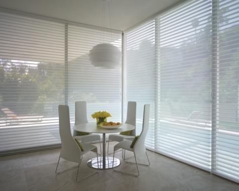 Silhouette ® Casas Pinterest Persianas, Cortinas y Muebles salon