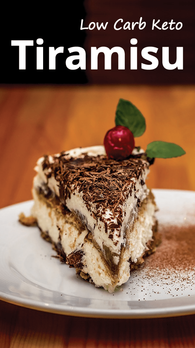 Low Carb Keto Tiramisu Looking for a way to enjoy a classic dessert on your keto diet? Well, then this low carb keto tiramisu cake is a must try. No need to feel deprived while on a keto diet with a delicious recipe like this. Keto Kentucky Butter Cake - You must try this recipe.