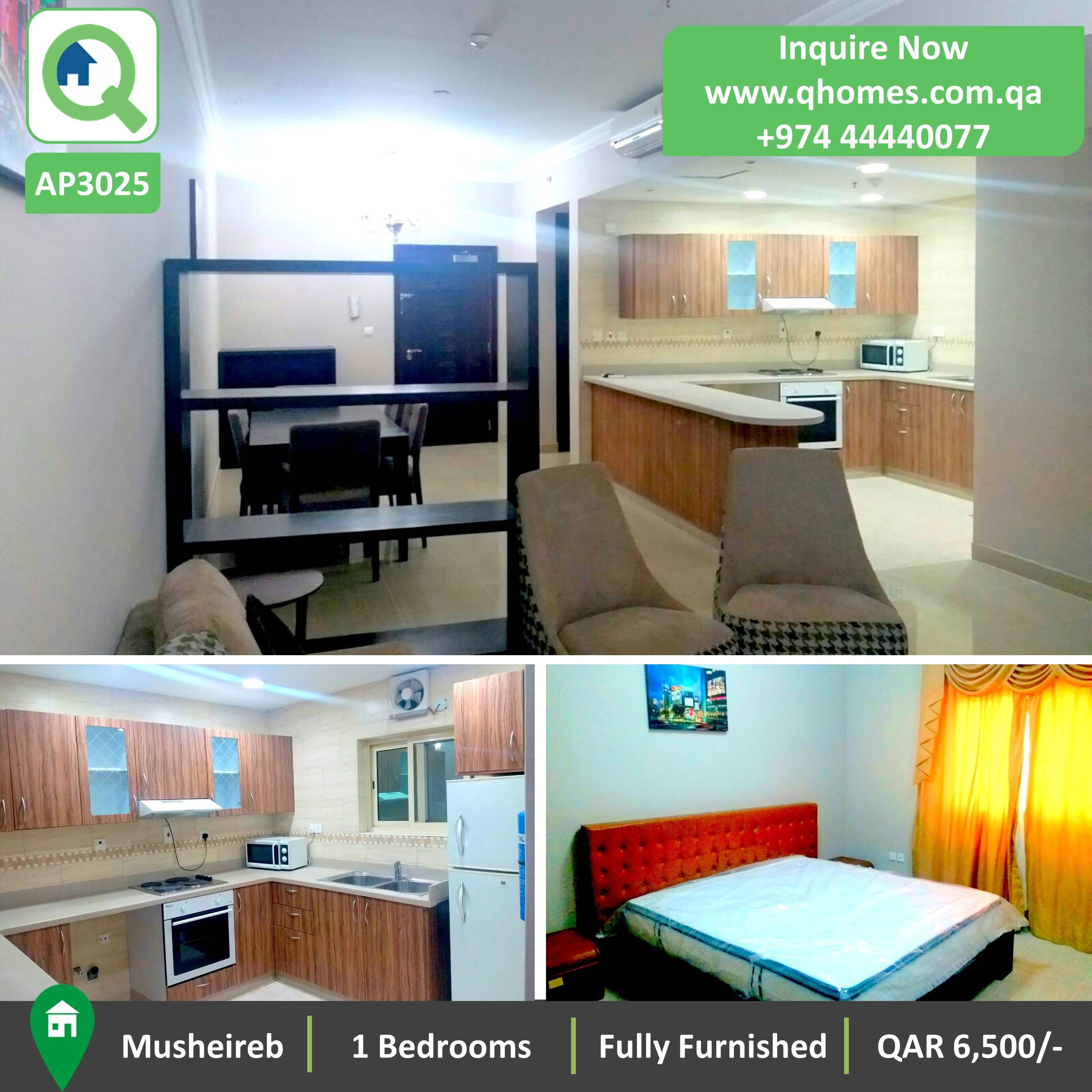 Apartment For Rent In Musheireb