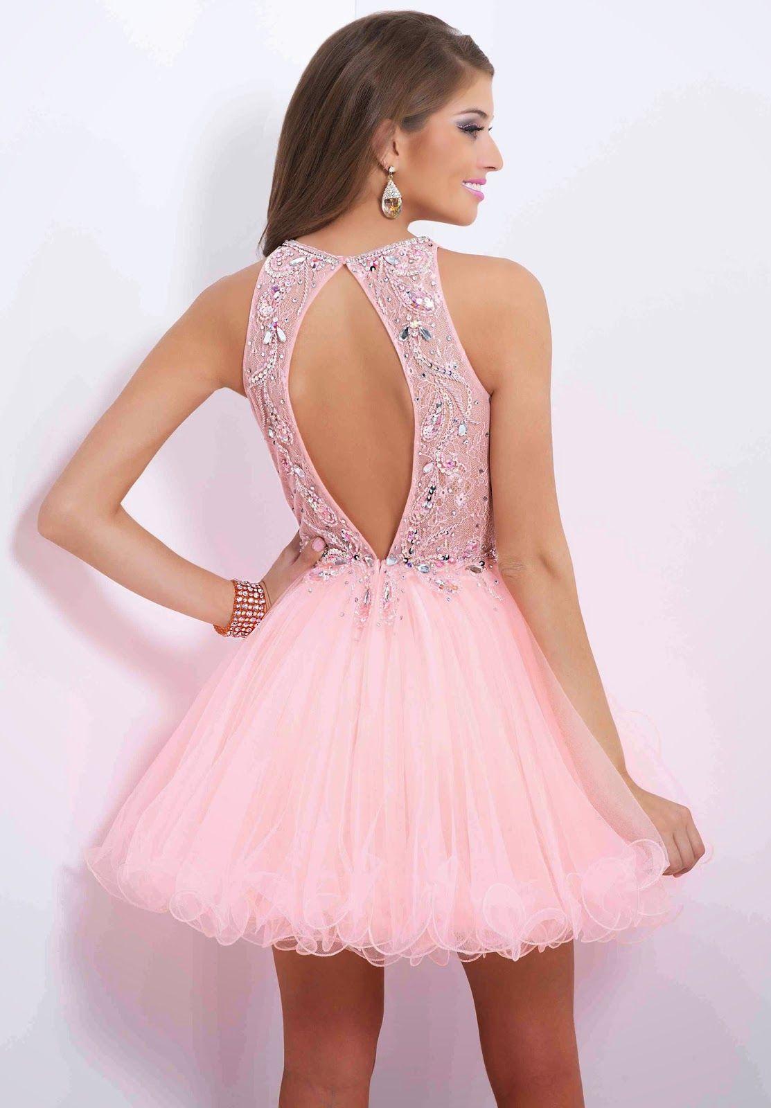 b8f69ecf1e Magníficos vestidos de noche para jovencitas