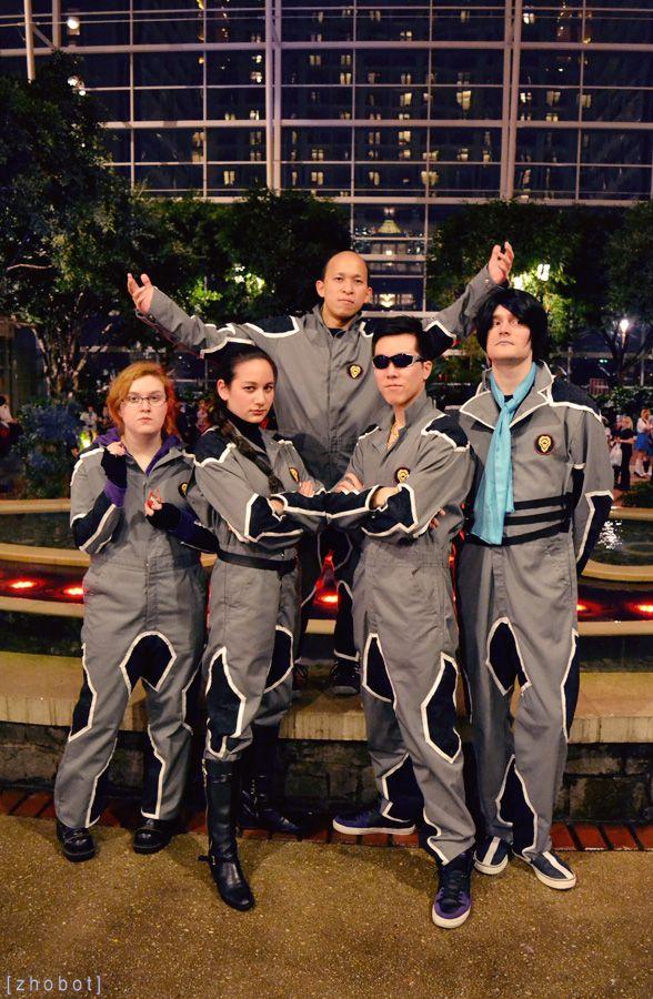 Saints Row IV - Space Time Fun with Boss, Kinzie Kensington, Matt Miller, Johnny Gat & Asha Odekar! by zhobot.deviantart.com on @deviantART