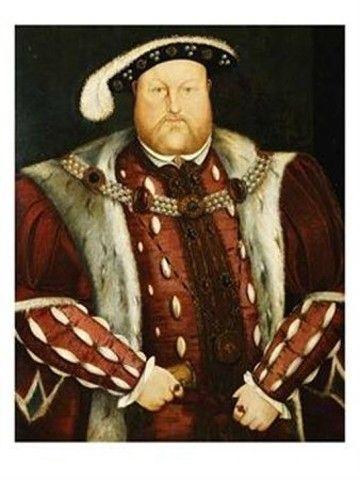 Henry VIII - Hans Holbein