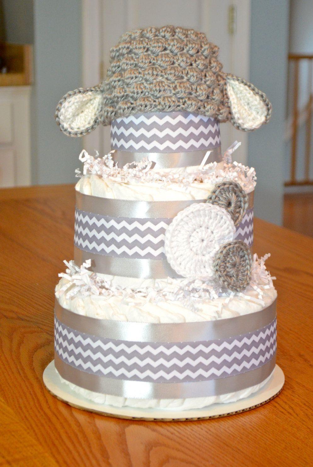 Gender Neutral Diaper Cake Ideas Google Search Baby Diaper