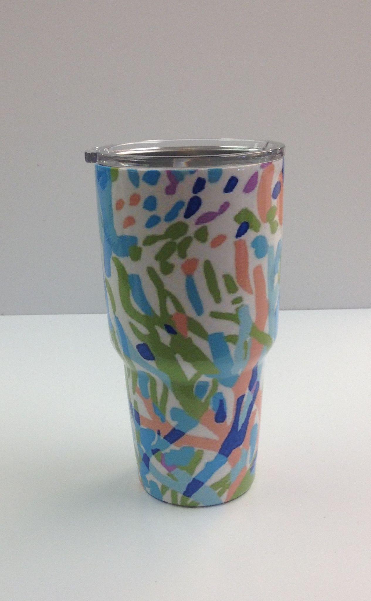 Yeti Rambler Oz Wrapped More Options Cow Pinterest - Sugar skull yeti cup