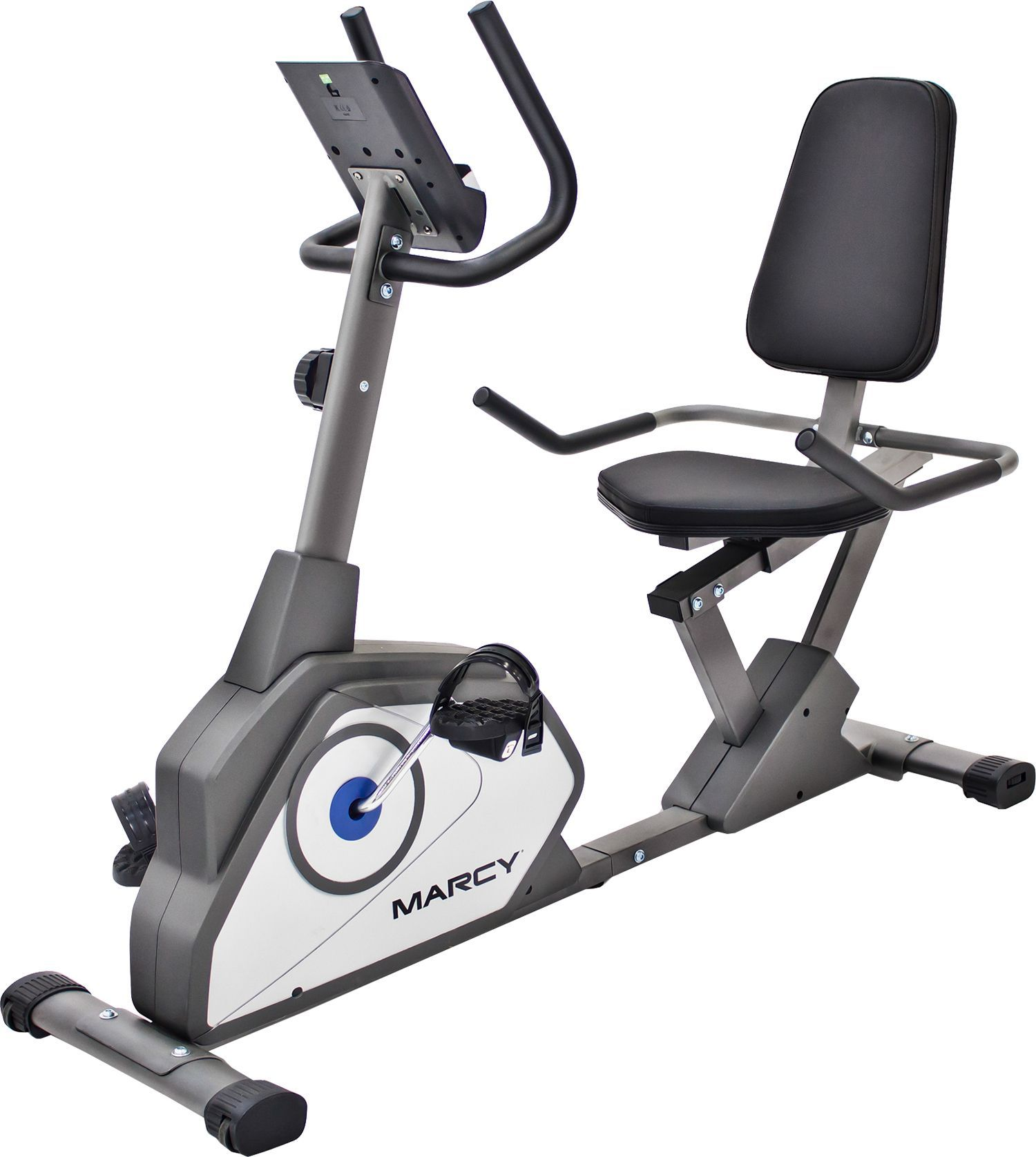 Marcy Recumbent Magnetic Exercise Bike | Products