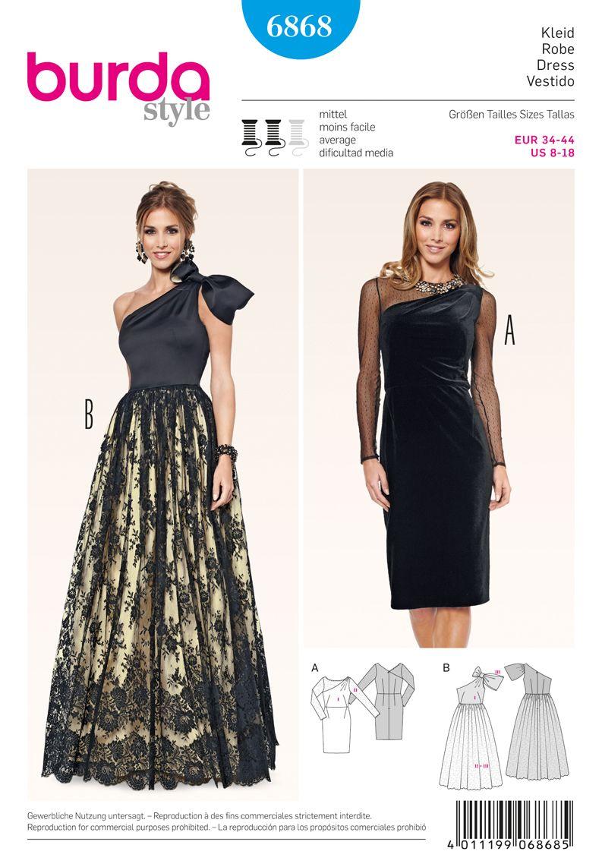 Simplicity Creative Group - Burda Style Evening & Bridal Wear ...