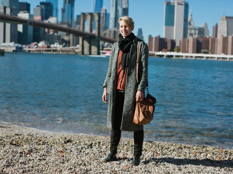 6a3f1004 The Coolest Winter Outfits to Copy From NYC's Stylish Women in 2019 ...