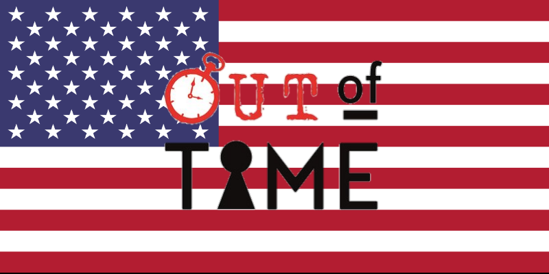 Out Of Time Glynda Lomax Repent And Believe Time Out Prophecy