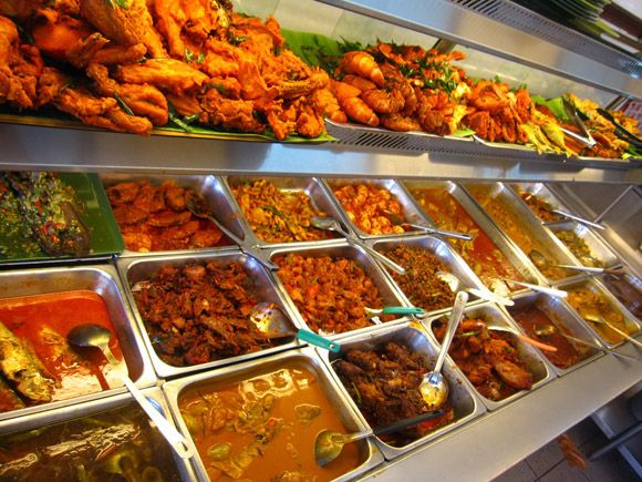 Lauk Nasi Kandar Malaysian Cuisine Food My Favorite Food