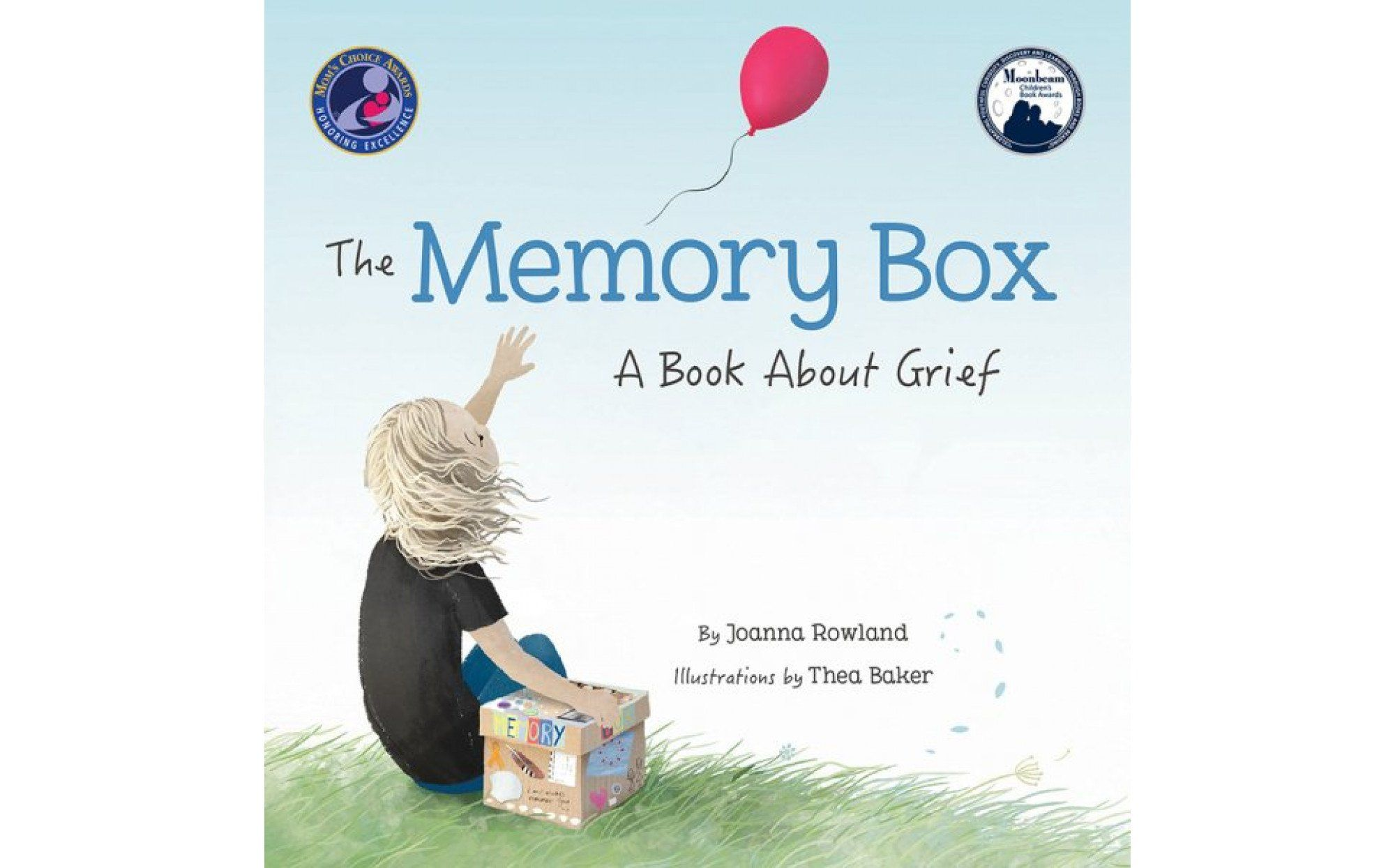 The Memory Box A Book About Grief Grief, Memories