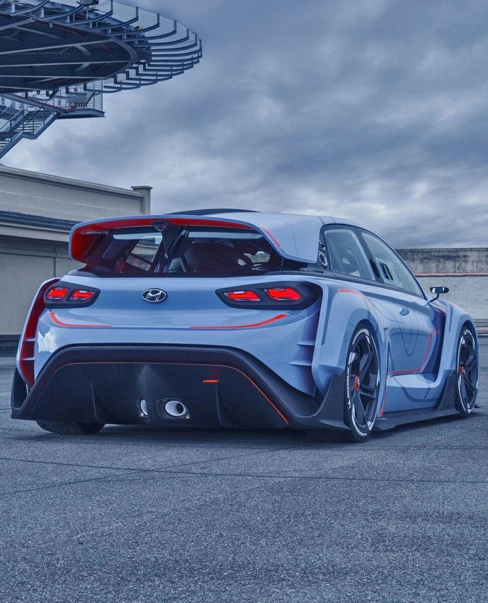 2016 Hyundai NR30 Concept Concept cars, Hyundai veloster