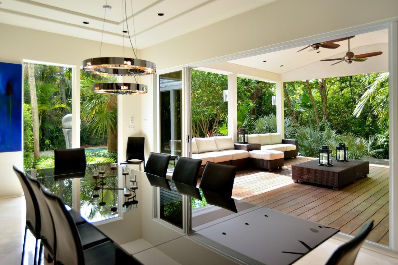 Thanks to seamless indoor/outdoor living spaces and ... on Seamless Indoor Outdoor Living id=58118