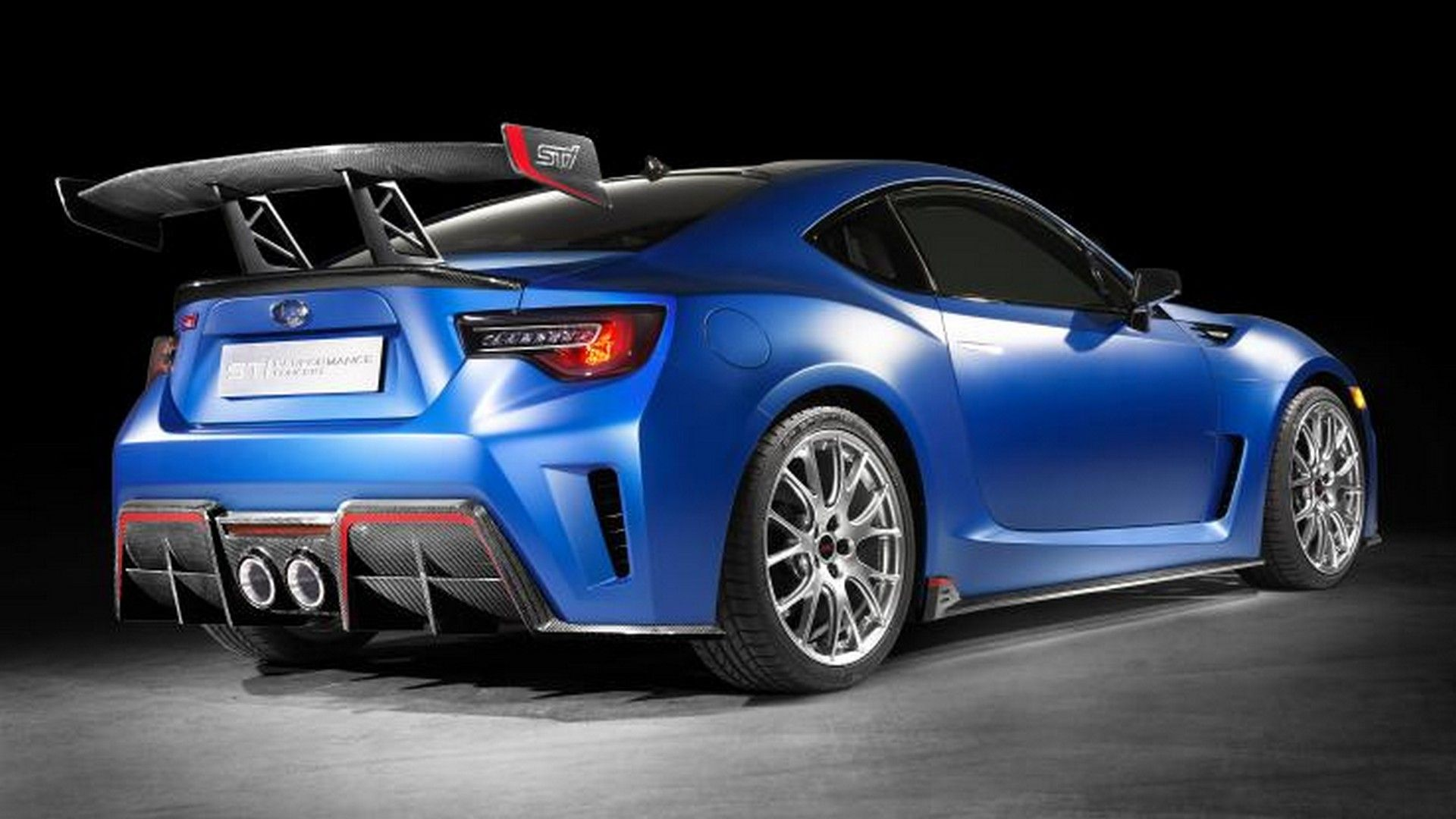 2020 Subaru Brz Sti Turbo Picture